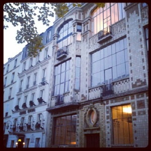 Man Ray's first studio, 31 rue Campagne Premiere